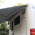 3m width side awning