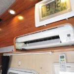 バッテリー稼働する家庭用エアコン