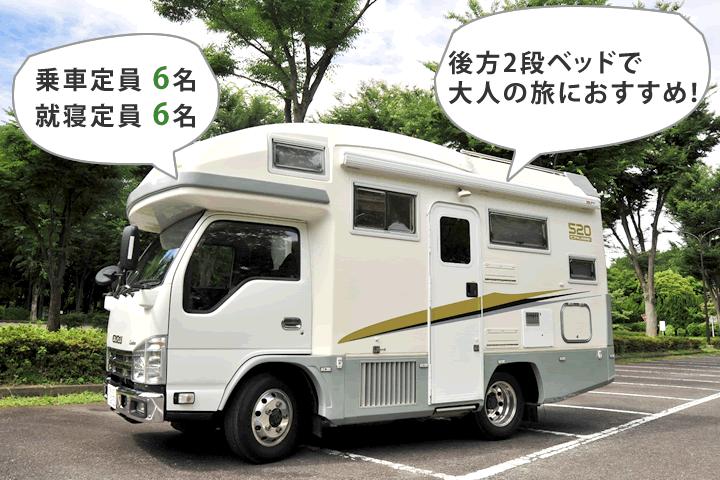 バンテック社製 ZIL(ジル)520 クルーズ