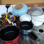 Rental cooking ware