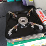 Gas stove easy to buy catridge