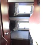rear bunk bed