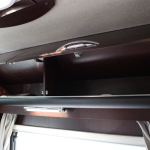 Clothes storage space