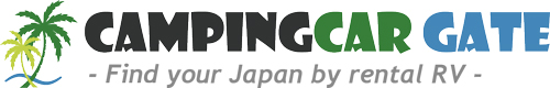 CAMPINGCAR GATE − Find your Japan by rental RV −